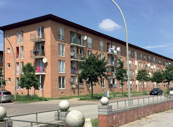 Globalobjekt in Hamburg mit 7,01% Rendite – Baujahr 1995!