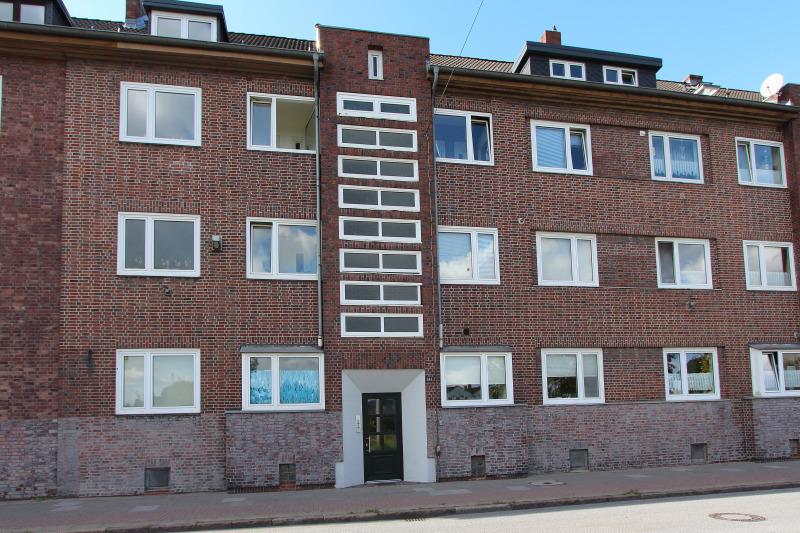 2 vermietete Wohnungen in Hamburg-Bergedorf mit Entwicklungspotential