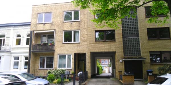 Kapitalanalgeimmobilie in Hamburg Barmbek