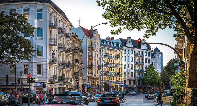 Die ersten 12 Wohnungen in Hamburg Eppendorf sind ab jetzt im Vertrieb!