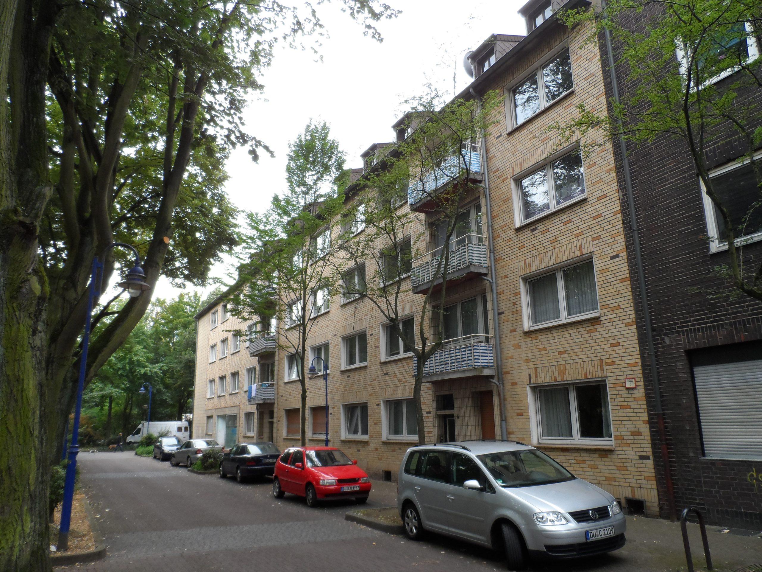 Vermietete Wohnung in Duisburg mit hoher Rendite