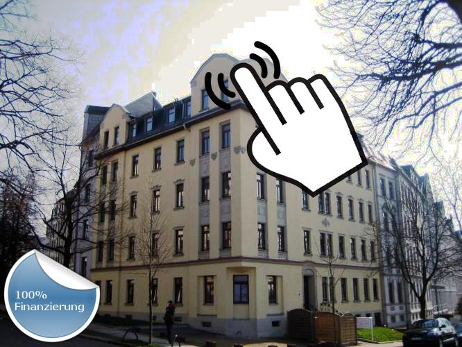 10 neue Vertriebs-Einheiten in Chemnitz mit einfacher 100% Finanzierung und bis zu 4,56% Rendite